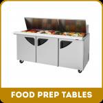 Food Prep Tables